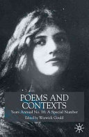 Poems and Contexts  Yeats Annual No 16