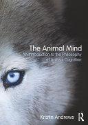 The Animal Mind ebook