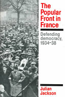The Popular Front in France
