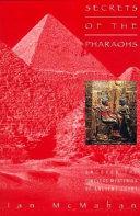 Secrets Of The Pharaohs Book PDF