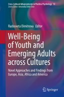 Well-Being of Youth and Emerging Adults across Cultures Pdf/ePub eBook