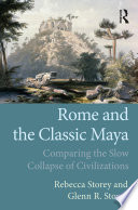 Rome And The Classic Maya Book