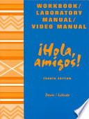 Hola Workbook and Lab Manual, Fourth Edition