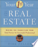 Your First Year in Real Estate