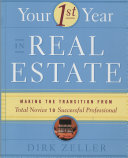 Pdf Your First Year in Real Estate Telecharger