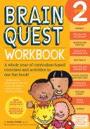 Brain Quest Grade 2 Workbook
