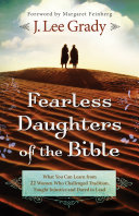 Pdf Fearless Daughters of the Bible Telecharger