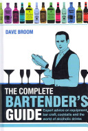 The Complete Bartender s Guide Book PDF