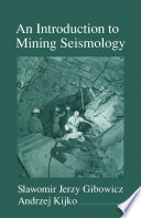 An Introduction To Mining Seismology Book PDF