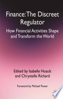 Finance  The Discreet Regulator Book
