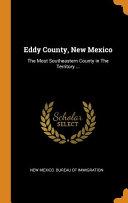 Eddy County New Mexico
