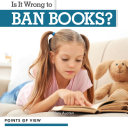 Pdf Is It Wrong to Ban Books? Telecharger