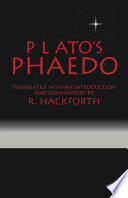 Plato  Phaedo Book