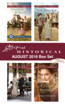 Harlequin Love Inspired Historical August 2016 Box Set