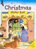 My First Christmas Sticker Book
