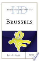 Historical Dictionary of Brussels