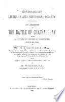 An Account of the Battle of Ch  teauguay