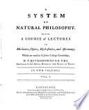 Mechanics  Optics  v  2  Hydrostatics  Astronomy Book