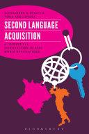 Second Language Acquisition Pdf/ePub eBook
