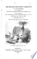 Sir Edward Seward s Narrative of His Shipwreck
