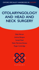 Otolaryngology and Head and Neck Surgery