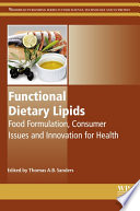 Functional Dietary Lipids Book