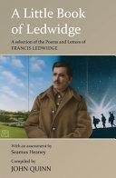 Francis Ledwidge Books, Francis Ledwidge poetry book