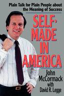 Self Made In America