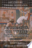 Testaments of the Twelve Patriarchs Collection