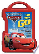Cars: On the Go (Book and Coloring Play Set with Magnets)