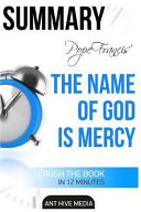 Pope Francis  the Name of God Is Mercy Book
