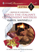 Hired: The Italian's Convenient Mistress
