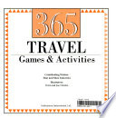 365 travel games and activities