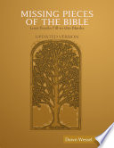 Missing Pieces of the Bible: Lost Books Fill-in the Blanks Updated Version