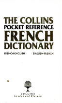 The Collins Pocket Reference French Dictionary