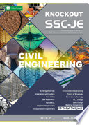 Knockout SSC JE MCQs Civil Engineering: Issue 02