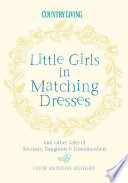 Little Girls In Matching Dresses Book PDF