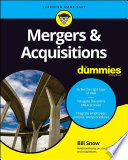 Mergers Acquisitions For Dummies Book PDF