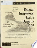 Guide to Federal Employees Health Benefits Plans Certain Temporary Employees