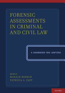 Forensic Assessments in Criminal and Civil Law: A Handbook for Lawyers