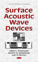 Surface Acoustic Wave Devices