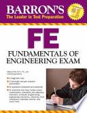 Barron's FE Exam