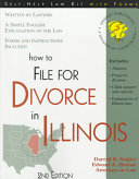 How to File for Divorce in Illinois