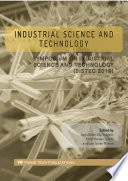 Industrial Science and Technology Book