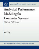 Analytical Performance Modeling for Computer Systems