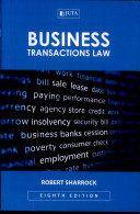 Business Transactions Law