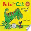 Pete The Cat Cavecat Pete