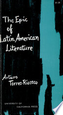 The Epic of Latin American Literature
