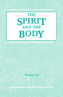 The Spirit and the Body