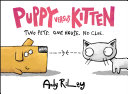 Puppy Versus Kitten